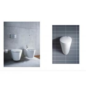 Couverture pour urinoir, Duravit Starck 1, blanc
