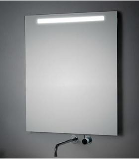 Koh-i-noor miroir L45751 avec eclairage horizontal T5 40X60H