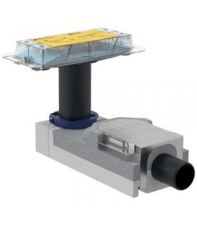 Lateral cabinet, Lineabeta, collection Runner, model 5430, with drawers, on wheels, made of steel