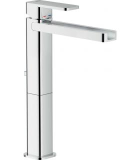 Poubelle, collection beta, collection Basket, modèle e 5346, inox/poli