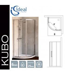 Sanitana serie AMERICA lavello con una vasca e mezza reversibile