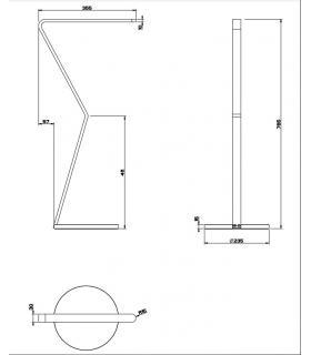 Piastrella mosaico Marazzi serie Allmarble 30X30