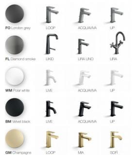 Climatizzatore quadrisplit, MSZ-SF, R410 Mitsubishi, bianco, Linea Family