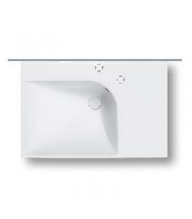 FIR Tilo 733322 External bathtub mixer, with hand shower, chrome