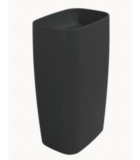 curva di scarico angolo 30' HTB Bampi, grigio