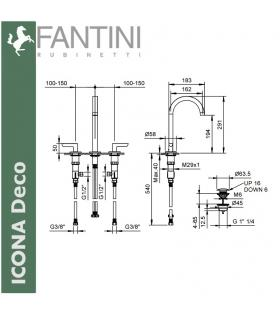 Safety valve ordinary Caleffi