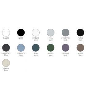 Miscelatore vasca esterno, con duplex, FIR Tilo art.72332221000