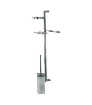 Bampi CLUNA000 Luna cassetta wc esterna, 1 pulsante art.CLUNA000