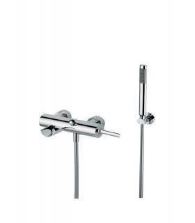 """Grohe rubinetto tradizionale tre fori per lavabo atrio """"y"""" 20008 cromo"""