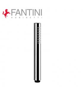 Washbasin round diameter Sanitana collection circland white ceramic.