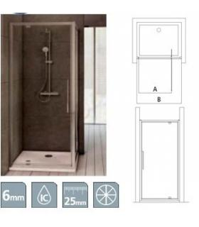 Pivor door for shower box, Ideal Standard collection Kubo