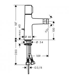 Kit sdoppiatore fumi, diametro 80/80 Vaillant 0020147470