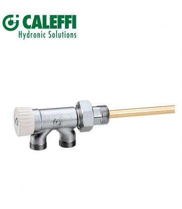 Valve single pipe plants Caleffi