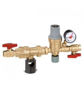 Caleffi 573001 automatic loading unit, CAa backflow preventer, 1/2 ''