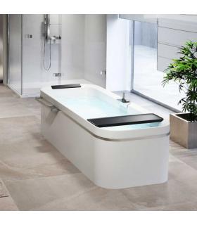Base profond 45cm, pour lavabo a 1 tiroir, Inda collection City