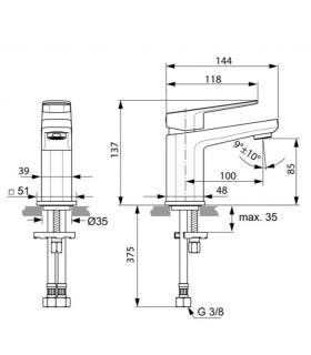 Kit telaio incasso Omni Container Immergas 3.016991