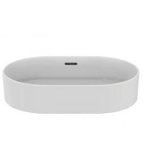 Angled lockshield valve Honeywell for iron