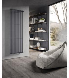 Koh-i-noor Geomètrese 1 miroir 100x70 cadre en cristal, eclairage LED