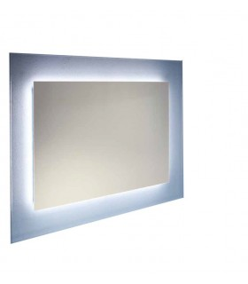 Mirror  rectangular  a led, Koh-i-noor Geometrie