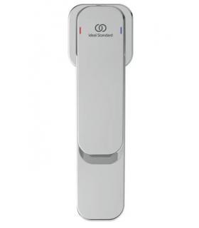 Cloth shower curtain, Koh-i-Noor honeycomb