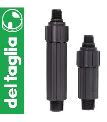 Colonna a parete per lavabo, Ceramica Flaminia collezione Twin 505
