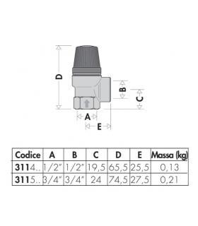 Cloth shower curtain, Koh-i-Noor Midas