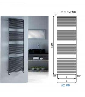 Towel warmer water functioning, Cordivari collection Dafne