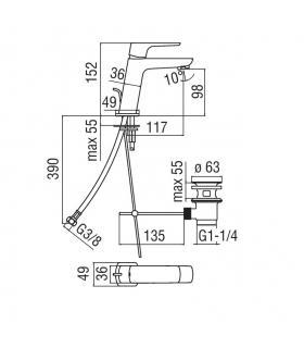 termostato digitale Honeywell art.DT90A1008
