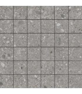 Radiateur mono colonnes, Cordivari, collection Giade, inox givre'