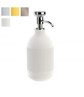 Toilet seat made of resin, wraparound  Flaminia, collection spin