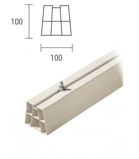 Artiplastic 0350SP-PZ2 floor support 35 cm, 2 pieces