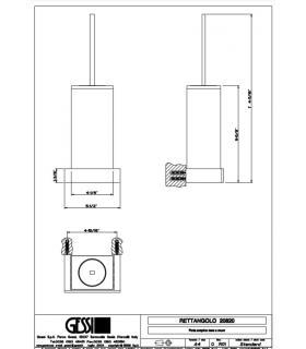 Tecnosystemi 11160480 round copper grille, 150, spring fixing