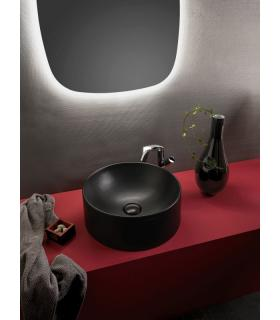 Floor standing toilet with vertical outlet Simas arcade