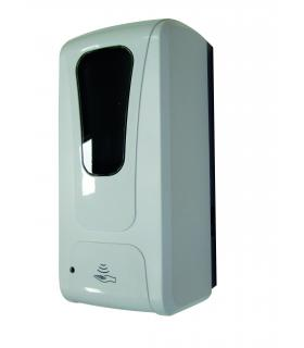 Electronic dispenser for sanitizing gel or soap