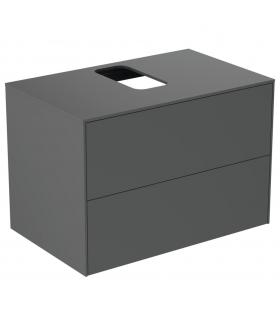 Fixed side for Ideal Standard shower series Connect 2 / L art.K9374, L / 90 width 90 cm height 195 cm. The fixed side is equippe