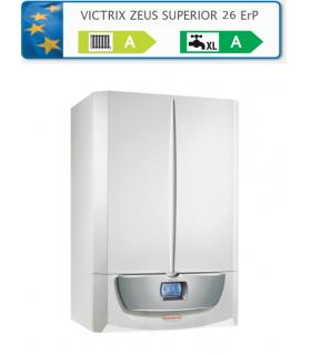Class A condensing boiler which if combined with advanced thermoregulation systems, if in place of existing thermal systems, ben
