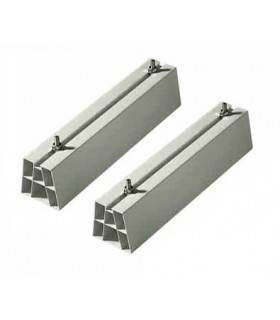 Artiplastic 0450SP-PZ2 floor support 45 cm, 2 pieces
