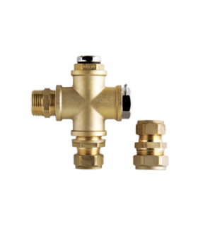 Kit collegamento idraulico per CSV14 Immergas 3.022796