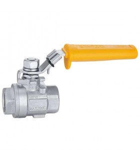 Sphere valve for solar plant Caleffi