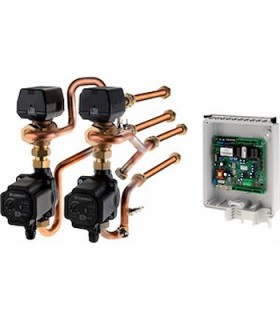 Combination kit Immergas MAGIS PRO with heat pump