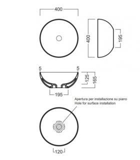 SaniTOP Silence trituratore wc e lavabo