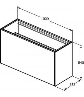 WC suspendu Geberit Icon Rimfree 500.809.00.1