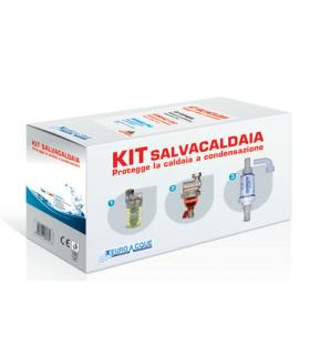 Kit salvacaldaia Euroacque Defangatore+ filtro + dosatore