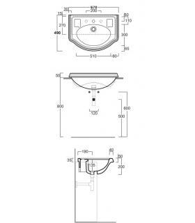 Bauwerk Cleverpark parquet 125x10 oiled American walnut
