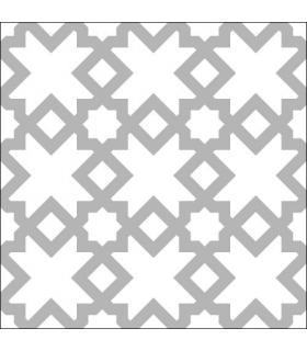 Carrelage décoratif CE.SI série Epoque 20x20 Pop art