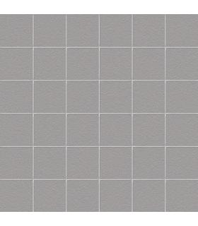 Mosaico su rete CE.SI I Colori Antislip 5x5 su rete 30x30