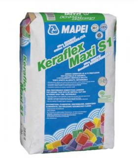 25 kg de colle à carrelage Keraflex Maxi Mapei
