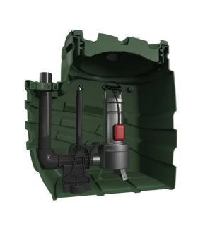 Scaldabagno in pompa di calore a basamento Vaillant aroStor VWL serpentino