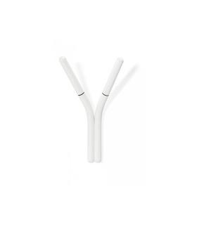 Wigam UR2-64 nipplo da 1/4'' per 3/8'', 1 pezzo