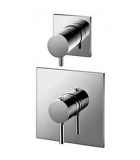Bathroom dustbin made of pleather, Koh-i-noor